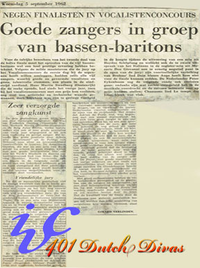 IVC1962 NEWSPAPER Goede